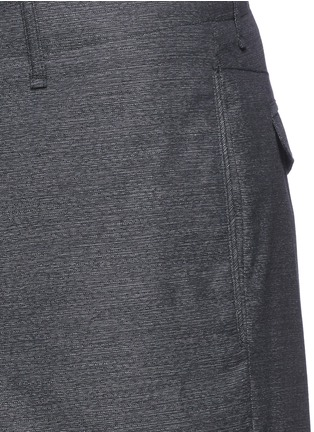 Detail View - Click To Enlarge - rag & bone - 'Matthew' cotton shorts