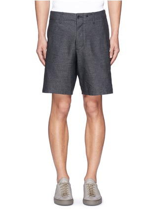 Main View - Click To Enlarge - rag & bone - 'Matthew' cotton shorts
