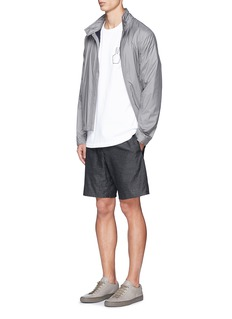 rag & bone'Matthew' cotton shorts