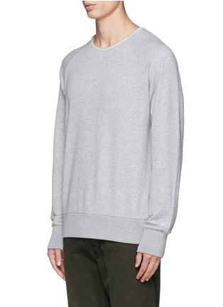 Front View - Click To Enlarge - rag & bone - Loopback terry sweatshirt