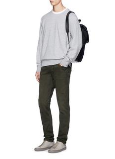 rag & boneLoopback terry sweatshirt