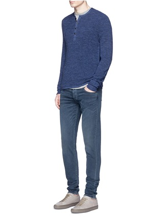 Figure View - Click To Enlarge - rag & bone - 'Fit 1' skinny jeans