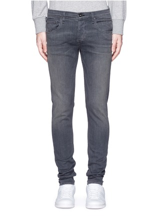 Detail View - Click To Enlarge - rag & bone - 'Fit 1' skinny jeans