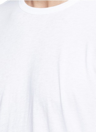 Detail View - Click To Enlarge - rag & bone - 'Perfect' cotton jersey T-shirt