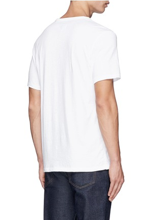 Back View - Click To Enlarge - rag & bone - 'Perfect' cotton jersey T-shirt