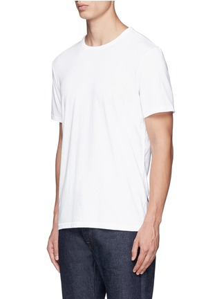 Front View - Click To Enlarge - rag & bone - 'Perfect' cotton jersey T-shirt