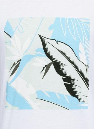 Detail View - Click To Enlarge - rag & bone - Hawaiian graphic print T-shirt