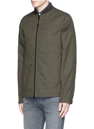 Front View - Click To Enlarge - rag & bone - 'Depot' tech cotton jacket