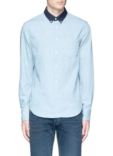 rag & bone 'Yokohama' washed cotton shirt