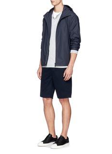 rag & boneBrushed cotton twill shorts