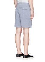 'Matthew' woven cotton shorts