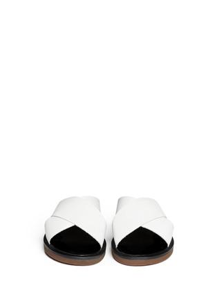 Figure View - Click To Enlarge - Robert Clergerie - 'Bart' crisscross strap sandals