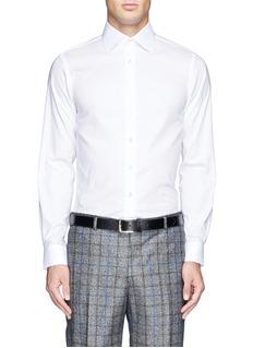 SMYTH & GIBSON'Monti' woven cotton shirt