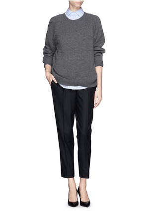 Theory - Cashmere round neck sweater