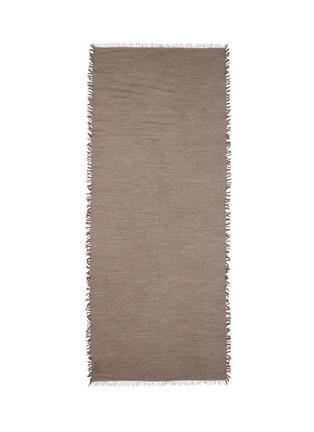 Franco Ferrari-'Lupin' cashmere-silk scarf