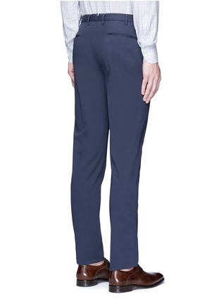 Incotex-Slim fit cotton chinos