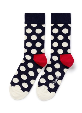Main View - Click To Enlarge - Happy Socks - Big dot socks