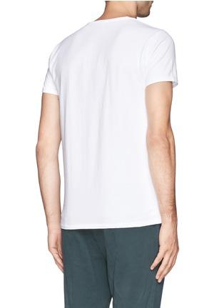 背面 - 点击放大 - SCOTCH & SODA - 纯棉短袖T恤