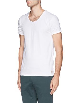 正面 -点击放大 - SCOTCH & SODA - 纯棉短袖T恤