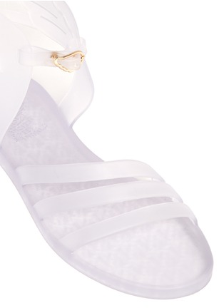 Detail View - Click To Enlarge - ANCIENT GREEK SANDALS - 'Ikaria' jelly wing sandals