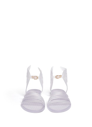 Figure View - Click To Enlarge - ANCIENT GREEK SANDALS - 'Ikaria' jelly wing sandals