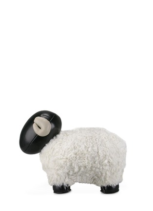 Detail View - Click To Enlarge - Zuny - Sheep Bomy bookend