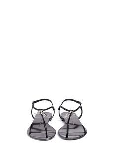 GIUSEPPE ZANOTTI DESIGNDangling fish sandals