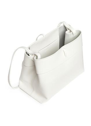 Detail View - Click To Enlarge - Kara - 'Tie Crossbody' leather bag