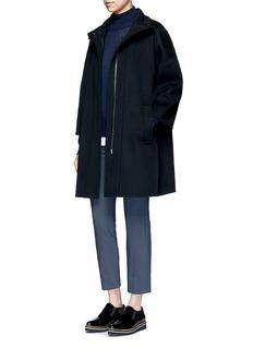VinceWool melton duffle coat