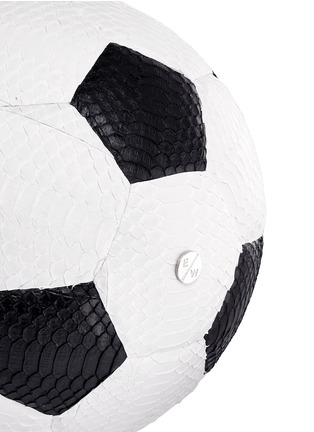 Elisabeth Weinstock - 'Espana' water snake leather football