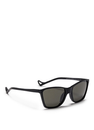 Figure View - Click To Enlarge - District Vision - 'Keichii' square running sunglasses