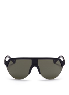 District Vision 'Nagata' aviator running sunglasses