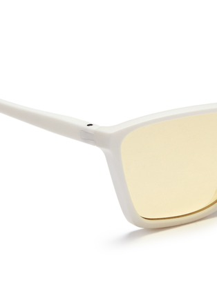 Detail View - Click To Enlarge - District Vision - 'Keiichi' low light running sunglasses