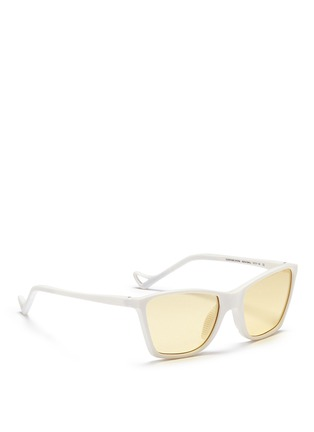 Figure View - Click To Enlarge - District Vision - 'Keiichi' low light running sunglasses