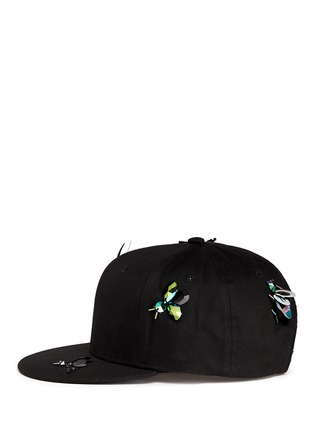 Figure View - Click To Enlarge - Piers Atkinson - Embellished bug baseball cap