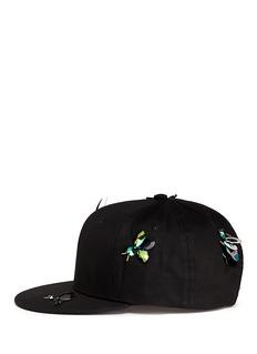 Piers AtkinsonEmbellished bug baseball cap