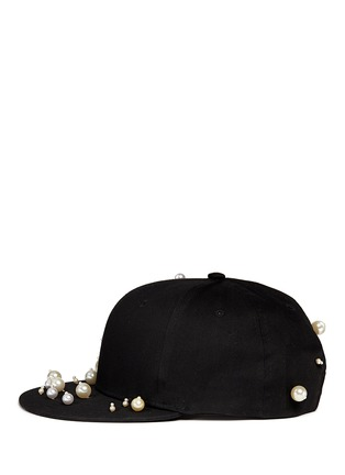 Figure View - Click To Enlarge - Piers Atkinson - Scattered pearl baseball cap