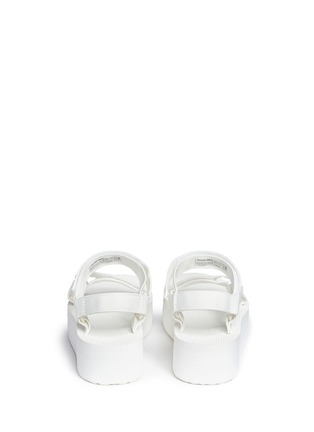 Back View - Click To Enlarge - Teva - 'Flatform Universal' sandals