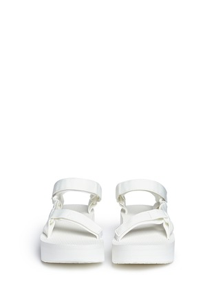 Front View - Click To Enlarge - Teva - 'Flatform Universal' sandals