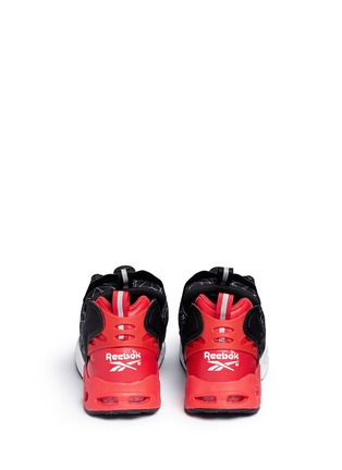 Back View - Click To Enlarge - Reebok - 'InstaPump Fury Road CNY' vector print sneakers