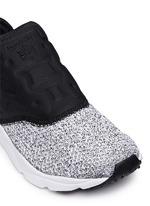 'FuryLite' waffle knit neoprene slip-on sneakers