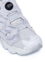 'Instapump Fury CLSHX' slip-on sneakers
