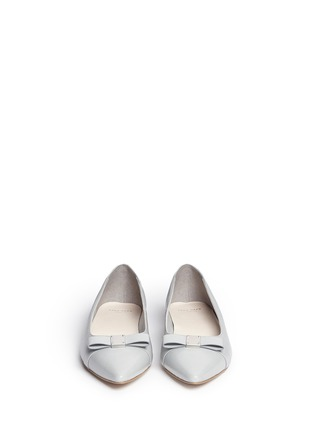 Figure View - Click To Enlarge - Cole Haan - 'Juliana' bow leather flats