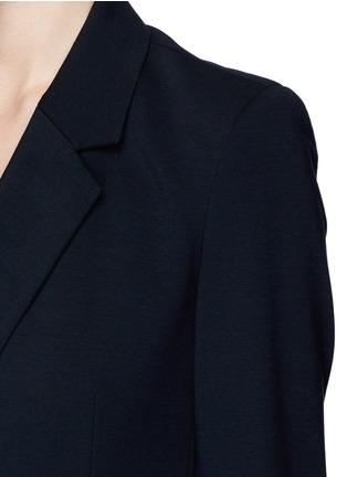 Theory-'Elkaey' double breasted blazer