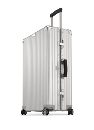 Figure View - Click To Enlarge - RIMOWA - Classic Flight Multiwheel® (Silver, 76-litre)