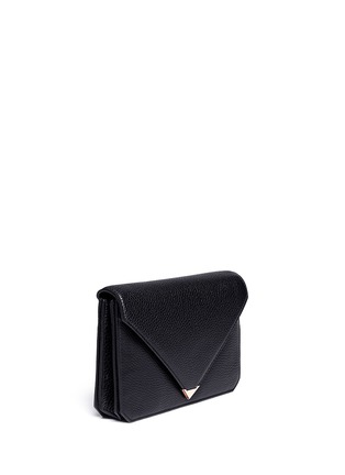 Detail View - Click To Enlarge - Alexander Wang  - Prisma envelope leather clutch