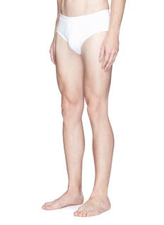 Zimmerli '286 Sea Island' jersey briefs
