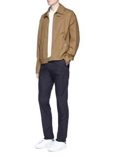 Stella McCartneySlim fit cotton pants