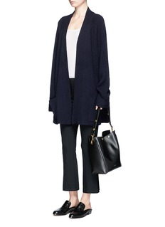 The Row 'Carissia' cashmere-silk cardigan