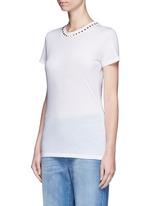 'Rockstud Untitled' jersey T-shirt